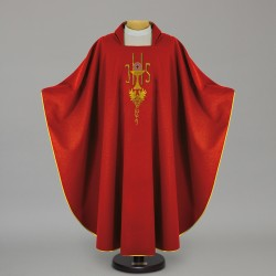 Gothic Chasuble 12643 - Red