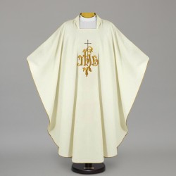 Gothic Chasuble 12648 - Cream