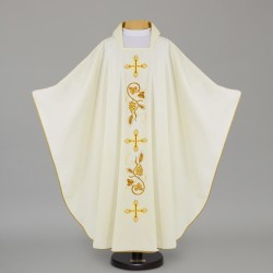 Gothic Chasuble 12661 - Cream