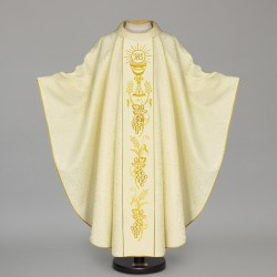 Gothic Chasuble 12677 - Cream