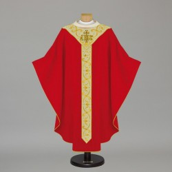 Gothic Chasuble 5513 - Red