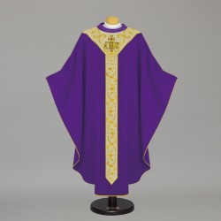 Gothic Chasuble 6576 - Purple