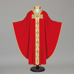Gothic Chasuble 12692 - Red