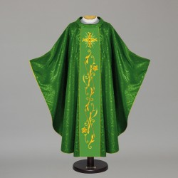 Gothic Chasuble 12711 - Green