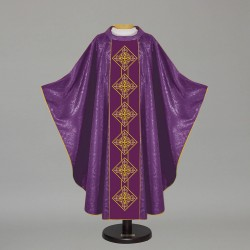 Gothic Chasuble 12712 - Purple