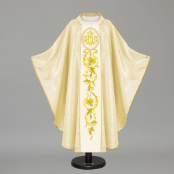 Gothic Chasuble 12717 - Cream
