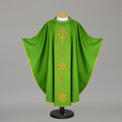 Gothic Chasuble 4411 - Green