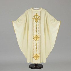 Gothic Chasuble 12718 - Cream