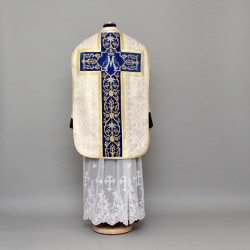 Roman Chasuble 6514 - Gold