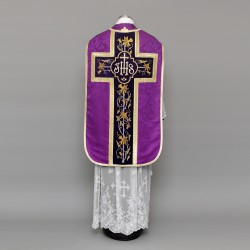 Roman Chasuble 6331 - Purple