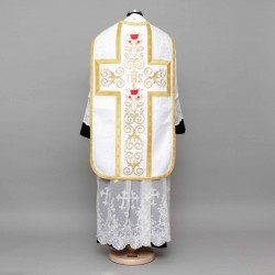 Roman Chasuble 1798 - Cream