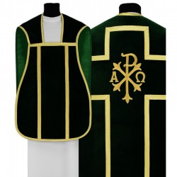 Roman Chasuble 12760 - Green