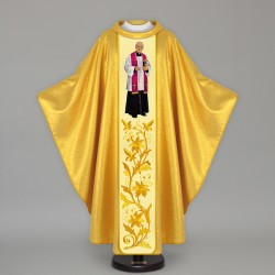 Gothic Chasuble 12806 - Gold