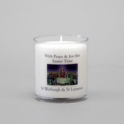 24 Hour Easter Candles pack of 10 design 12859  - 1