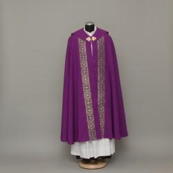 Gothic Cope 10932 - Purple  - 5