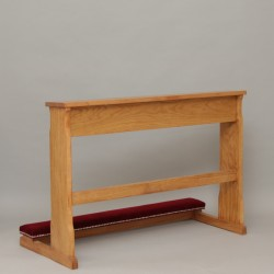 Oak Kneeler 12918  - 1