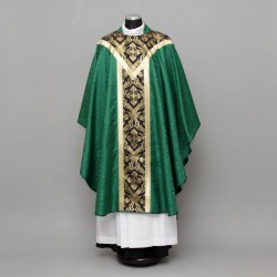 Gothic Chasuble 6346 - Green