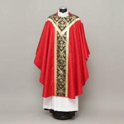 Gothic Chasuble 6345 - Red