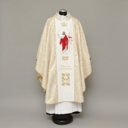 Gothic Chasuble 4305 - Gold