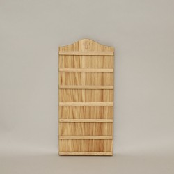 Light Oak Hymn Board 13025
