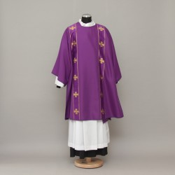Dalmatic 13071 - Purple  - 1