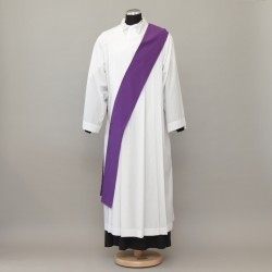 Gothic Stole 13100 - Purple  - 1