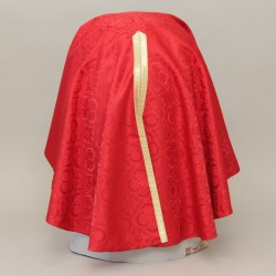 Tabernacle Veil 13106 - Red