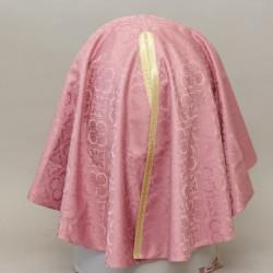 Tabernacle Veil 13107 - Rose  - 1