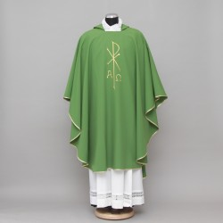 Gothic Chasuble 13165 - Green