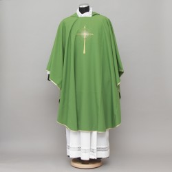 Gothic Chasuble 13167 - Green