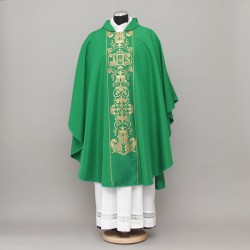Gothic Chasuble 13170 - Green