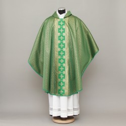 Gothic Chasuble 13171 - Green