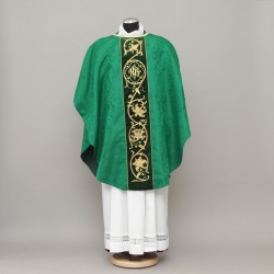 Gothic Chasuble 13173 - Green