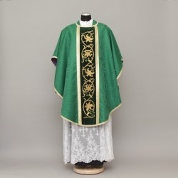 Gothic Chasuble 13174 - Green