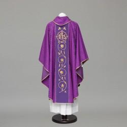 Gothic Chasuble 13177 - Purple  - 2