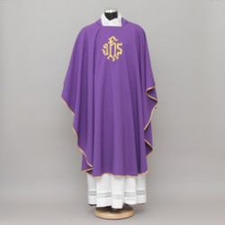 Gothic Chasuble 13182 - Purple