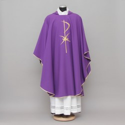 Gothic Chasuble 13184 - Purple