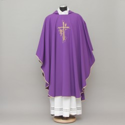 Gothic Chasuble 13186 - Purple