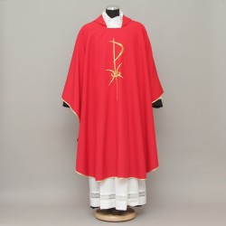 Gothic Chasuble 13190 - Red