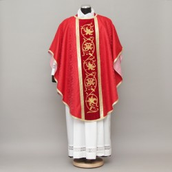 Gothic Chasuble 13196 - Red