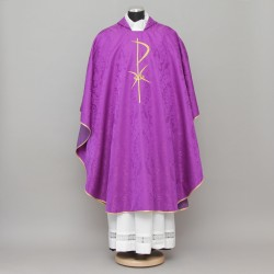 Gothic Chasuble 13198 - Purple