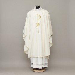 Gothic Chasuble 13202 - Cream