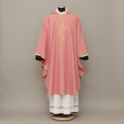 Gothic Chasuble 13217 - Rose