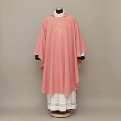 Gothic Chasuble 13218 - Rose  - 3