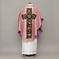 Gothic Chasuble 13262 - Rose  - 3