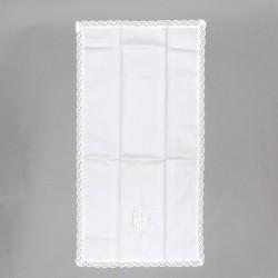 Standard Lavabo Towel - St Hilda's Cross  - 1
