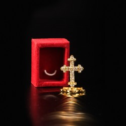 Miniature Crucifix 3431  - 1