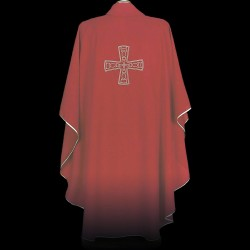 Gothic Chasuble 13402 - Red