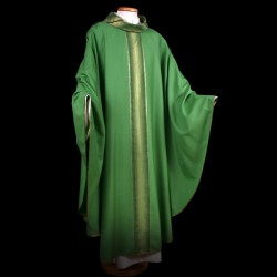 Gothic Chasuble 13414 - Green
