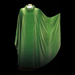 Gothic Chasuble 13417 - Green